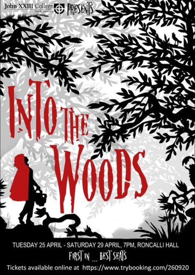 2017 Into the Woods
