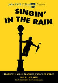 Singin' in the Rain - Book Tickets Now