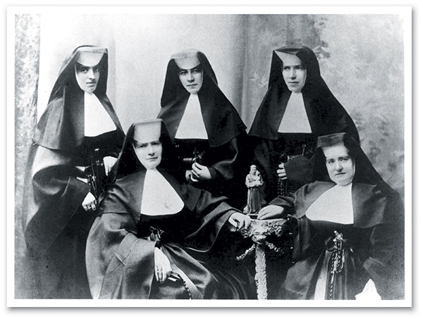 History and the Presentation Sisters